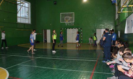 Tournoi de Futsal féminin