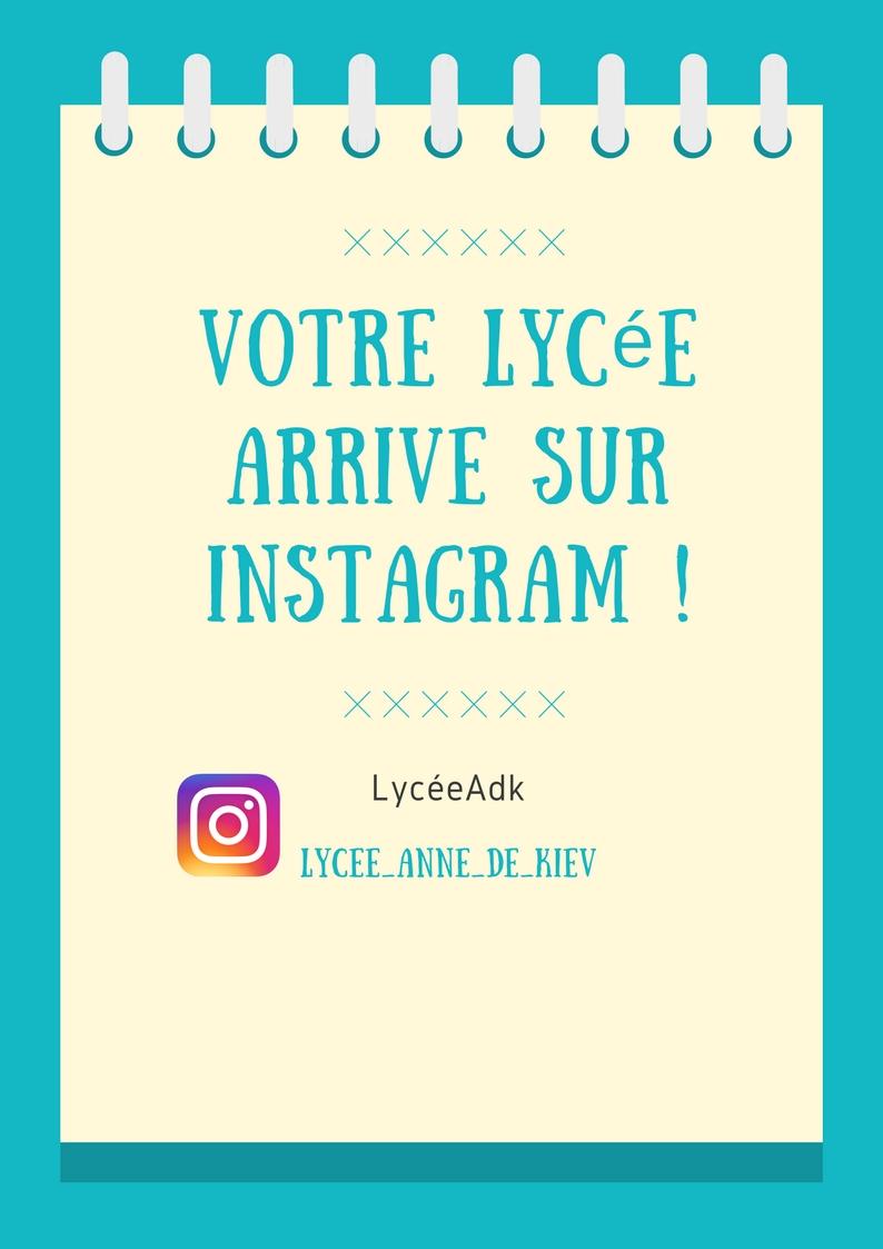 AdK sur Instagram