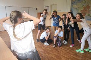 Atelier théâtre inter-classes