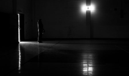 Musée dans le noir
