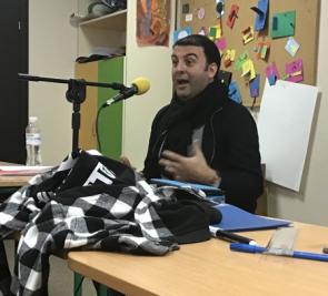 Pадіо ADK – Давід Сереро