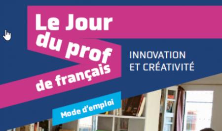 La Journée du Prof de français
