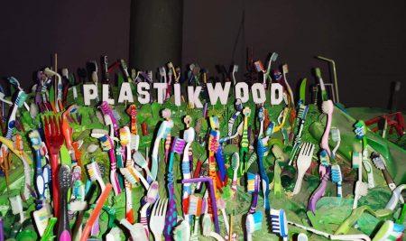 Plastique, art et écologie dans une visite décapante